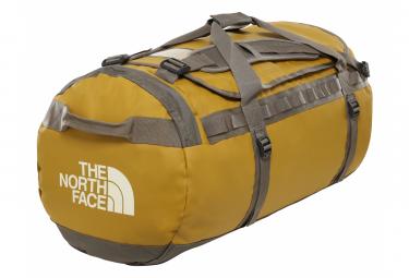 The North Face Base Camp Duffel - L Travel Bag Khaki Brown