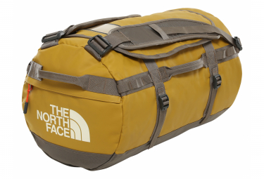 The North Face Base Camp Duffel - S Travel Bag Khaki Brown