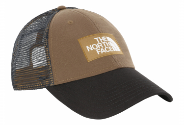 The North Face Mudder Gorra Trucker Caqui Negro