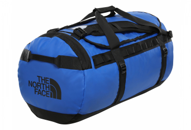 The North Face Base Camp Duffel - L Travel Bag Blue Black