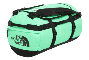 The North Face Base Camp Duffel Bag -S Green Black - 50L