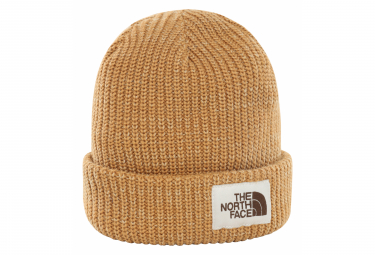 The North Face Salty Dog Beanie Cedar Brown Twill Beige