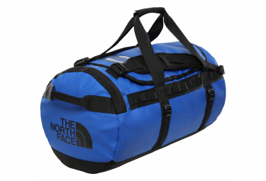 The North Face Base Camp Duffel - M Travel Bag Blue Black