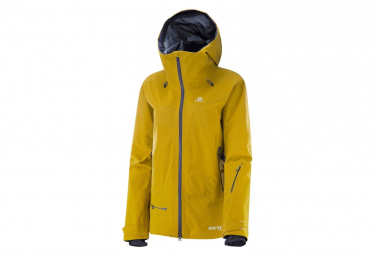 QST Charge Femme Veste Imperméable Ski Or Salomon
