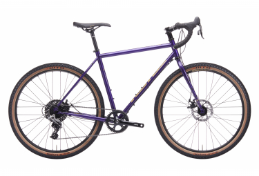 Kona Rove ST Gravel Bike Sram Rival 1 11S 650b Ultraviolet 2020