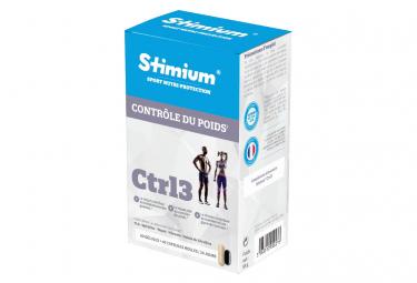 Complement Alimentaire Stimium CTRL3 Controle du Poids 60 + 40 Caps