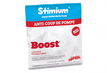 Stimium Boost Cherry 5 Energy Gums