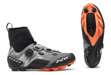 Northwave Raptor GTX Reflect Orange Shoes