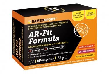 Complément Alimentaire NamedSport AR-Fit Formula 60cpr