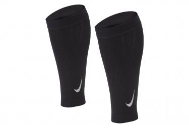 Paire de Manchons de Compression Nike Zoned Support Noir