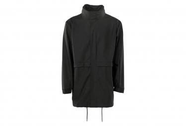 Image of Veste impermeable coupe vent rains tracksuit noir xxs xs