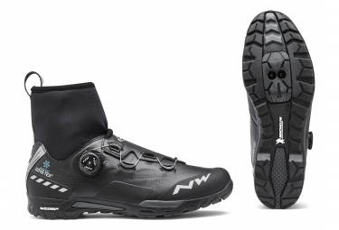 Northwave X Raptor Arctic GTX Shoes Black