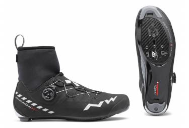 Zapatillas de carretera Northwave Extreme RR 3 GTX negras