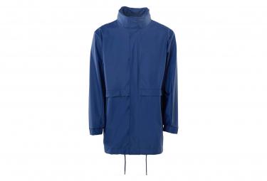Rains Tracksuit Waterproof Jacket Klein Blue