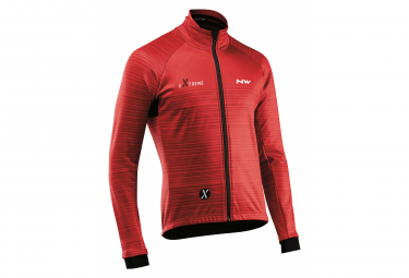 Northwave Extreme 3 Long Sleeve Jacket Red