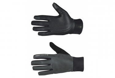 Paar Handschuhe Northwave Glow Light Black