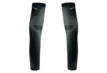 Paire de Manchettes Nike Breaking 2 Running Noir Unisex