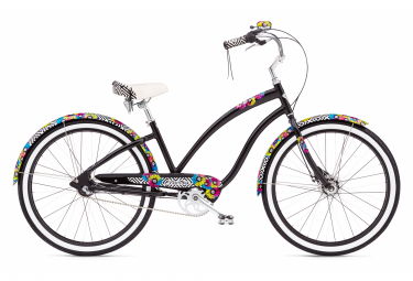 Beach Cruiser Woman Electra Andi 3i Shimano Nexus 3v Black 2020