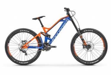 MTB Doble Suspensión Mondraker Summum Pro 27.5'' Bleu / Orange 2019