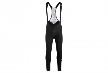 3/4 Assos GT Winter Tights Black Bib Shorts