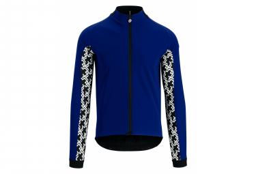 Jacket Assos GT jacket ULTRAZ Winter Black / Blue