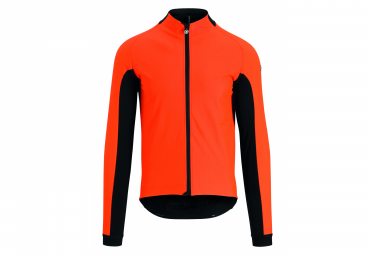 Jacket Assos GT jacket ULTRAZ Winter Orange / Black