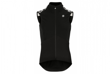 Assos MILLE GT Spring Fall Black Airbloc Chaleco