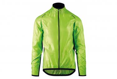 Giacca Wind Jacket Assos MILLE GT Wind Jacket Verde