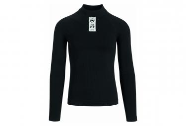 SKINFOIL Winter Base Laye Black Long Sleeve Underwear