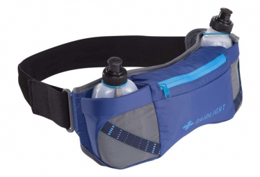 Raidlight Ceinture Activ Dual 300 Blue Grey