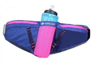 Raidlight Activ 600 Belt Blue Pink Women