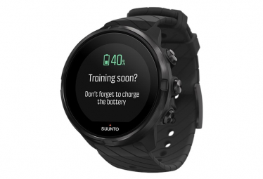 Suunto 9 GPS Watch All Black