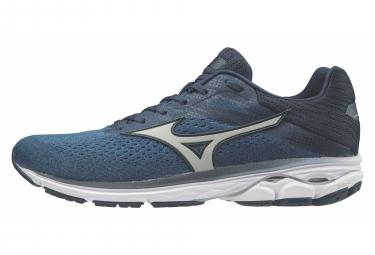 Chaussures de Running Mizuno Wave Rider 23 Bleu