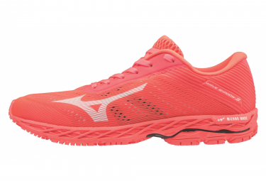 Mizuno Wave Shadow 3 Women Fierycoral/Wht/Fierycora