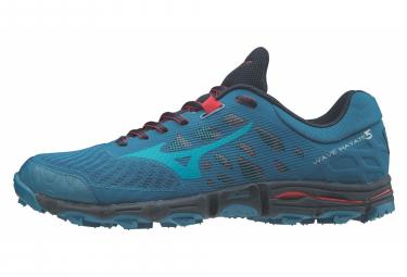 Zapatillas Mizuno Wave Hayate 5 para Hombre Azul