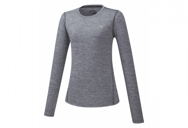 Mizuno Impulse Core Long Sleeves Tee Women Magnet