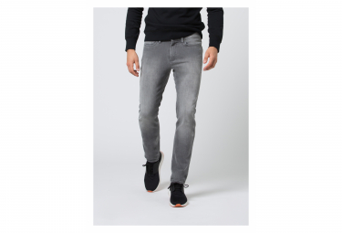 Jean Stretch Duer Denim Performance Slim Pavement / Gris