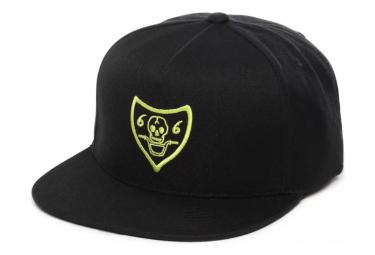 Vans Larry Edgar Black / Yellow Cap