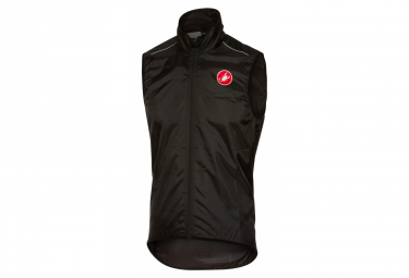 Vest Castelli SQUADRA LONG Black