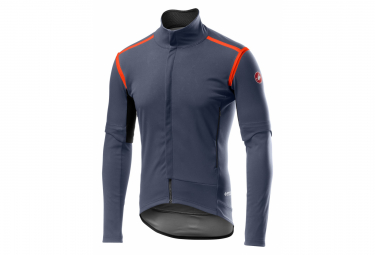 Removable Jacket Castelli PERFETTO RoS Dark Blue