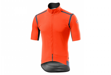 Castelli Short Sleeve Jersey GABBA Orange