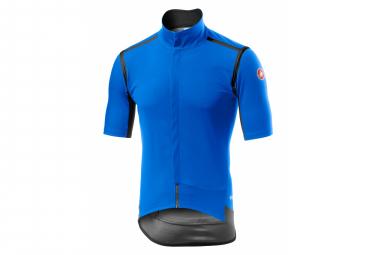 Castelli GABBA Short Sleeve Jersey Blue