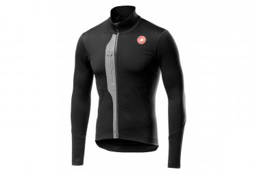 Long Sleeve Jersey Castelli TRASPARENTE Black