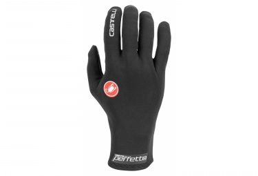 Pair of gloves Castelli PERFETTO Black