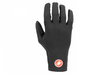 Pair of Castelli LIGHTNESS 2 Black Gloves