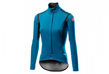 Castelli Women's PERFETTO Jacket Blue