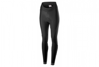 Long Tights Woman Castelli VELOCISSIMA Black