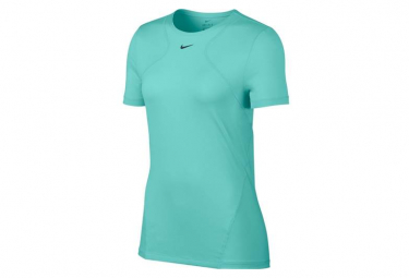 T-shirt Nike W NP Top SS All Over Mesh