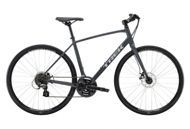 Trek FX 1 Disc City Bike 700mm Gris