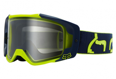 Fox Mask View Dusc Goggle Navy Blue / Green